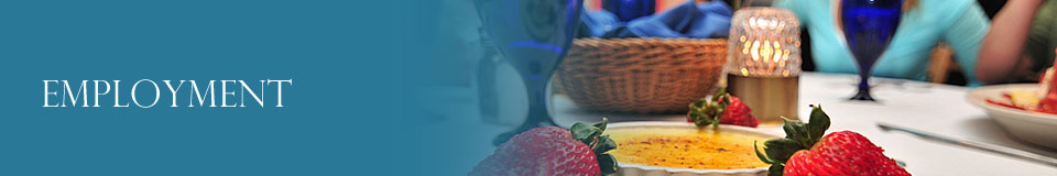 Dock & Dine Employment